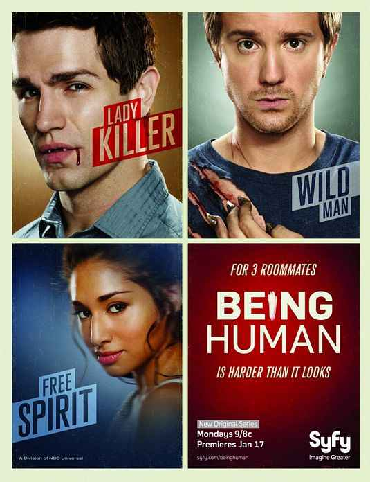 Assistir Série Being Human US Online Megavideo Legendado