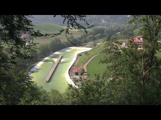 Wavegarden behind the scenes - Roxy Pro Biarritz 2013