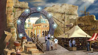 Red Sea Astrarium: Θεματικό πάρκο Star Trek στην Ιορδανία