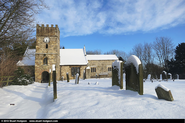 Elwick church