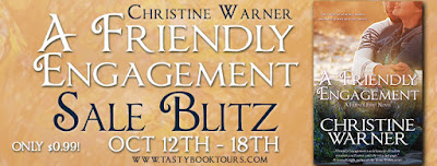 A Friendly Engagement by Christine Warner Sale Blitz