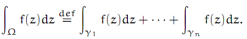 Complex Analysis: #12 Index of a Point with Respect to a Closed Path equation pic 5
