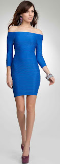 colored dress fashion bodycon