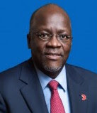 The fifth President of Tanzania