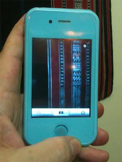 iPhone 5 knock-off: camera mode