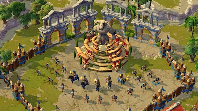 age of empires online download free pc