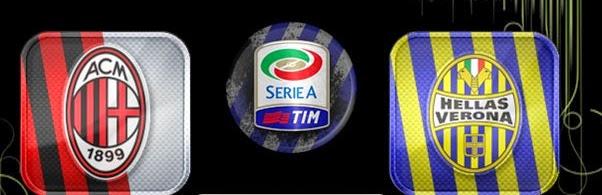 AC Milan Vs Hellas Verona