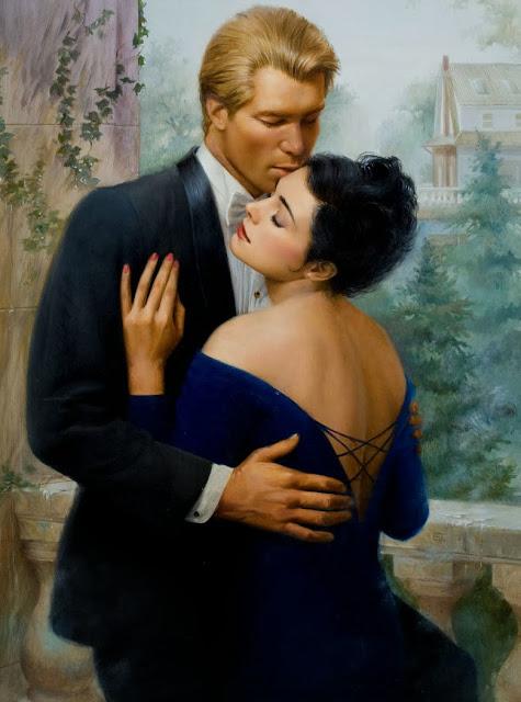 tuxedo, handsome devil,blue dress