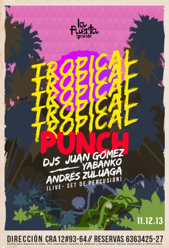 Tropical-Punch-Miércoles-Diciembre-2013