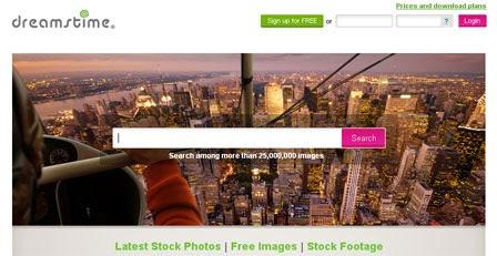 Tempat Menjual Foto Online Dreamstime
