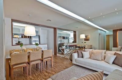 Olha o meu ap apartamentos decorados salas for Como e living room em portugues
