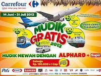 Mudik Gratis 2013 Informasi Transportasi Pulang Kampung Gratis