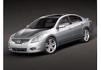 Innovation from Nissan Altima Sedan