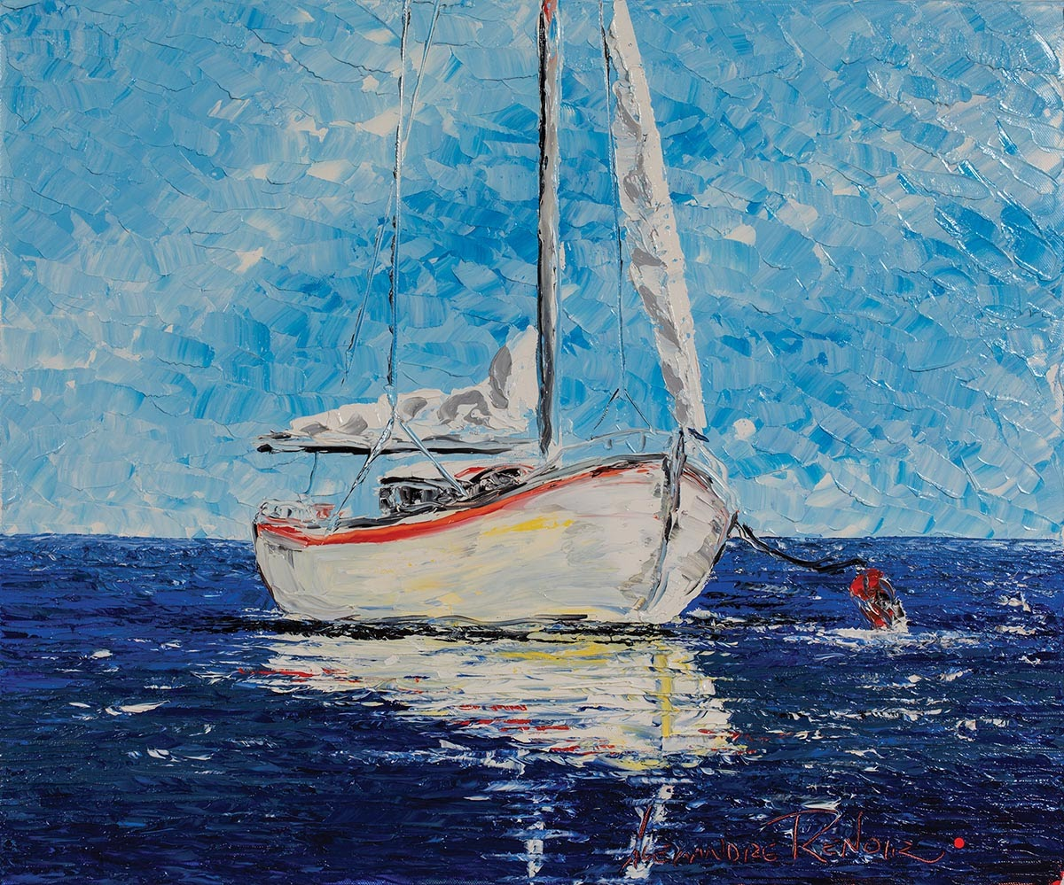 Alexandre Renoir Anchor Down