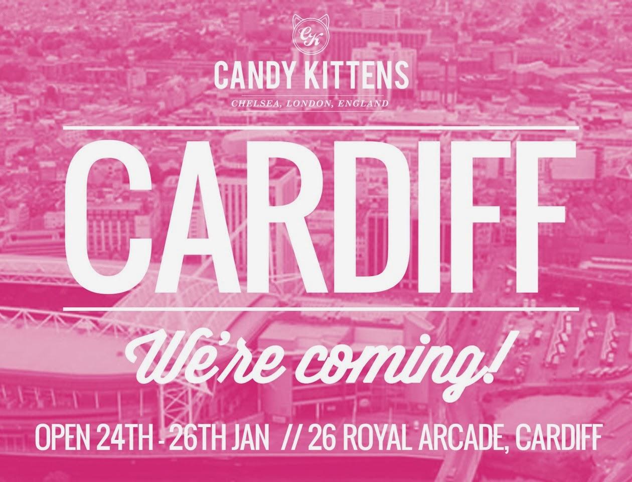 Pop-up Cardiff