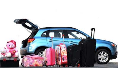 8 Tips Aman Mudik Menggunakan Mobil Pribadi