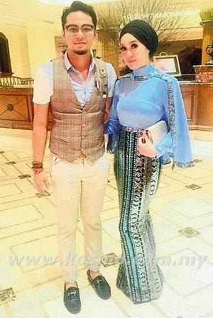 Uqasha Senrose nafi diintai anak hartawan
