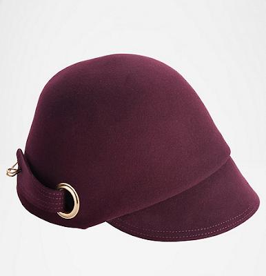 Wool Equestrian Hat