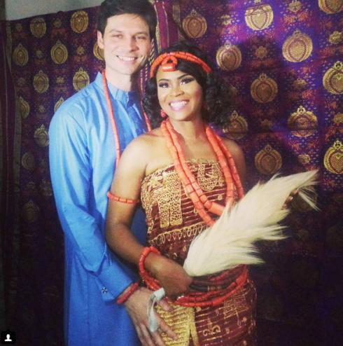 TV journalist Adaure Achumba weds