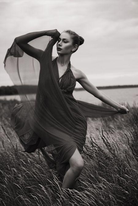 Evgenia Karica Ryzhkova elle-cannelle deviantart fotografia retratos mulheres