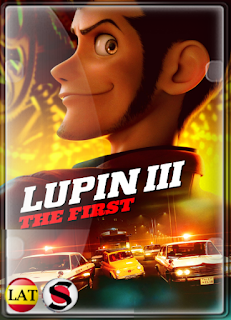 Lupin III: The First (2019) FULL HD 1080P LATINO/JAPONES