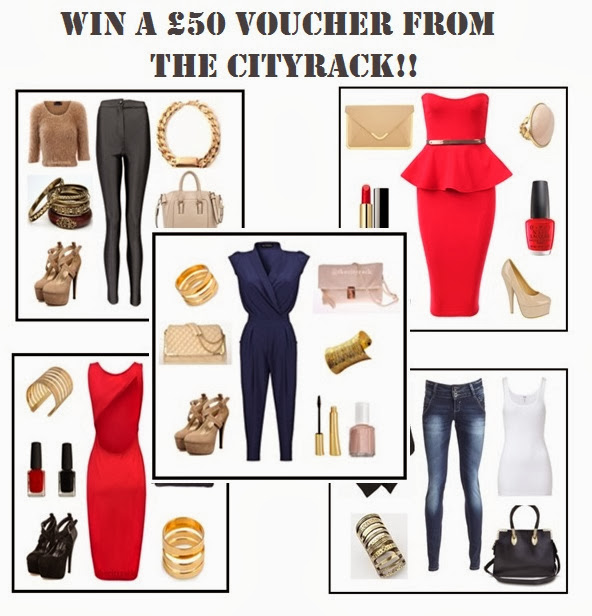 The City Rack, Blog Competition, Win a £50 voucher from The City Rack,