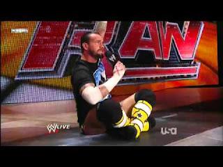 سي ام بانك يوجّه إنتقادات لاذعة جدا لإدارة WWE