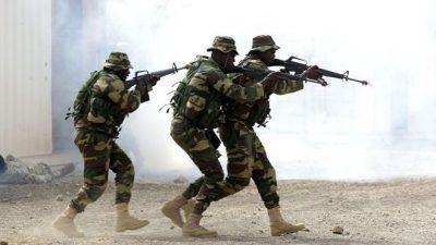 Yahya Jammeh Flees As West African Troops Enter Gambia