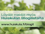Huiskulan blogit