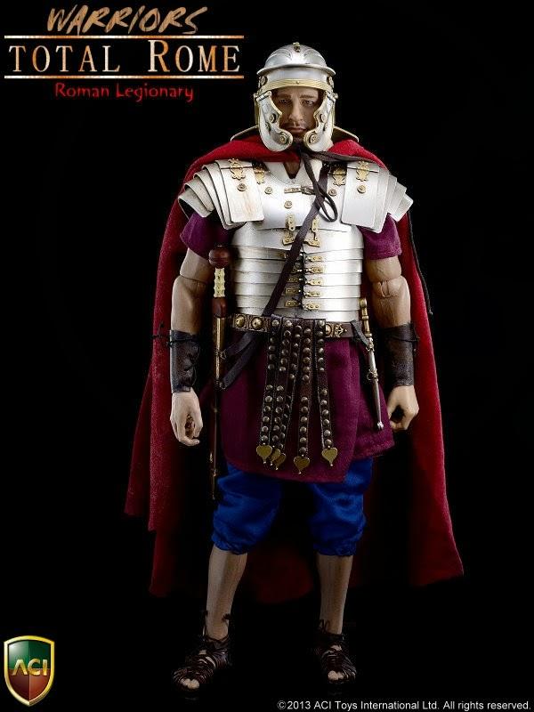 onesixthscalepictures: ACI Toys Total Rome Warriors ROMAN ... Good Vs Evil War