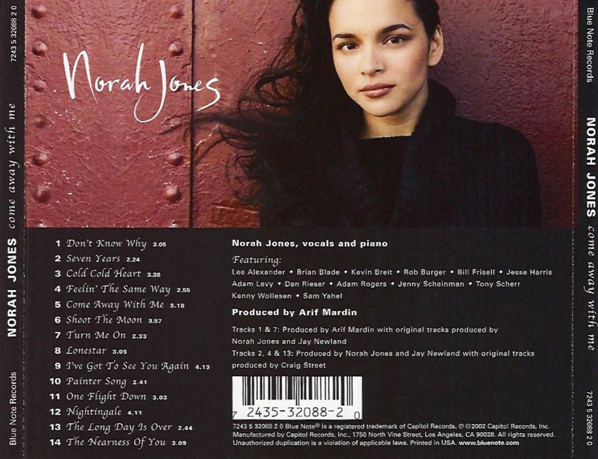 http://1.bp.blogspot.com/-aNEZ_G68njQ/T2rJvMRtD5I/AAAAAAAAAQM/hm8eAS12KvQ/s1600/Norah_Jones-Come_Away_With_Me-Trasera.jpg