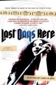 Documental: Last Days Here (2011) Online