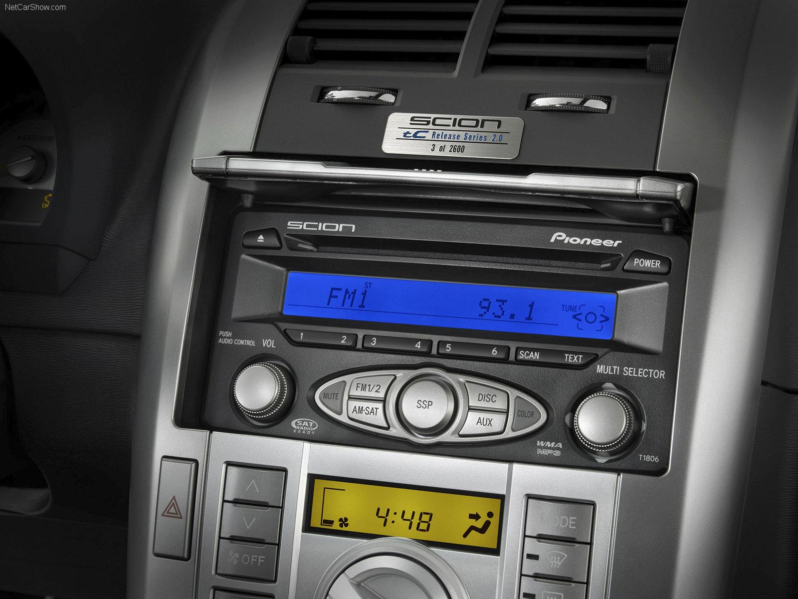 Hình ảnh xe ô tô Scion tC RS 2.0 2006 & nội ngoại thất
