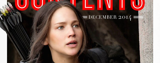 New 'Mockingjay - Part 1' Stills And More Revealed In Empire's December Issue