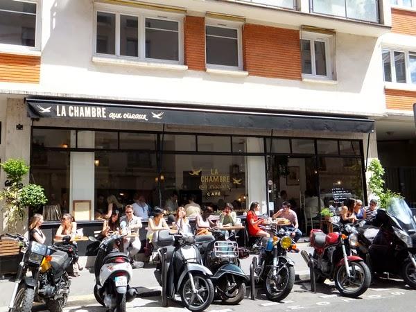 Paris Canal Saint-Martin brunch restaurant la chambre aux oiseaux