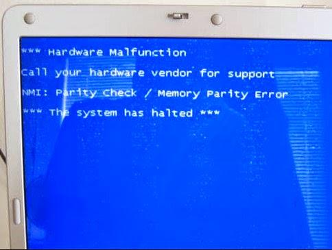 Kerusakan Laptop HP Mini Tidak Bisa Shutdown