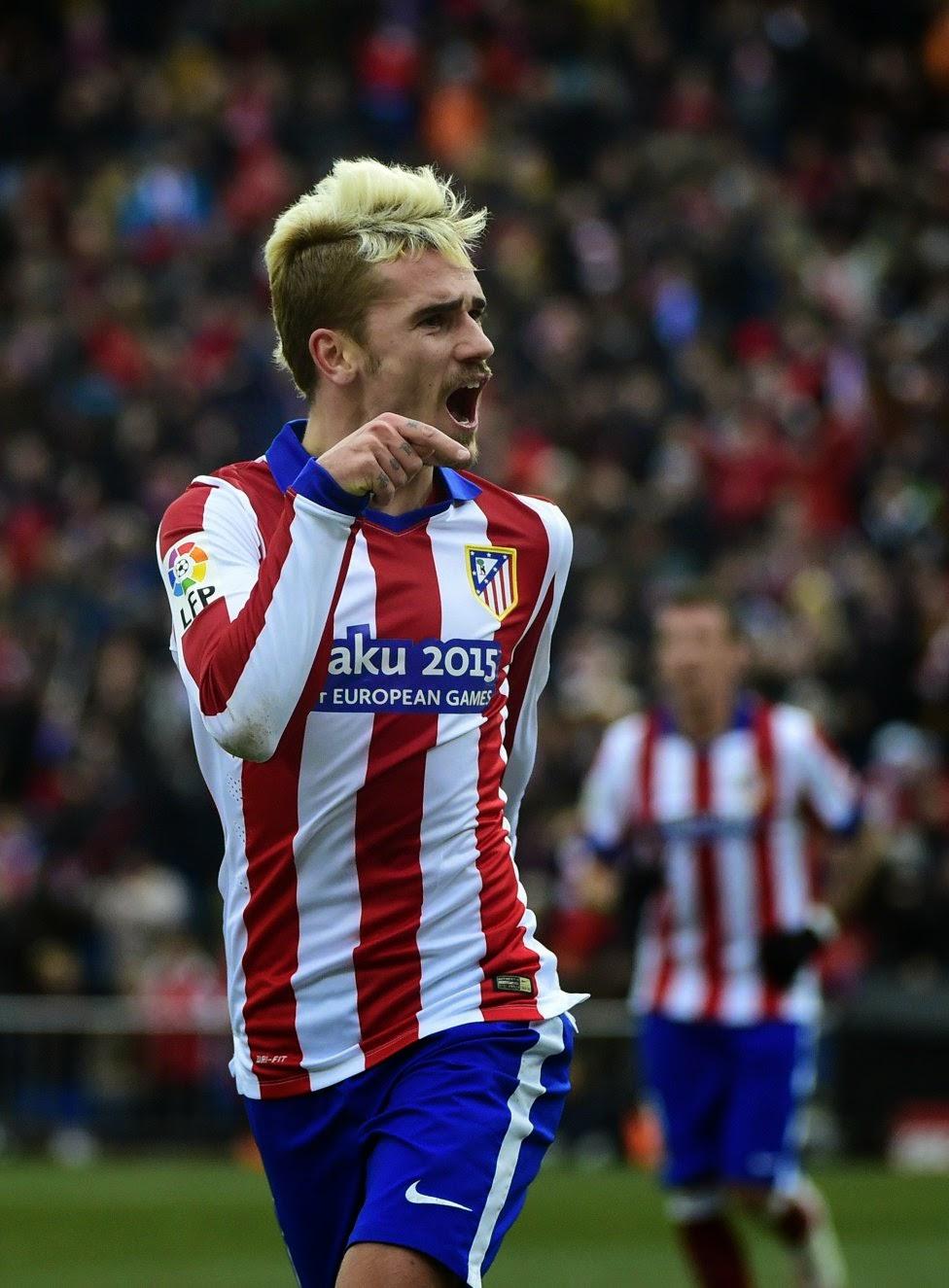 Spain Soccer Liga 2015