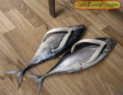 個性的で面白い靴 画像集【ユーモア】