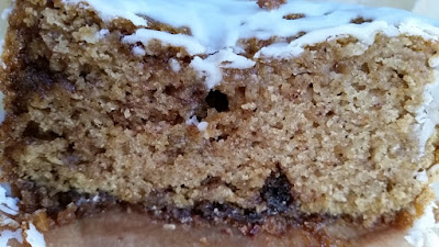 Recipe: Cinnamon Swirl Iced Spiced Loaf, Nut-Free, Gluten-Free