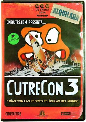 Festival de cine cutre CutreCon 2014
