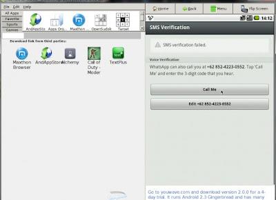 cara install WhatsApp di komputer