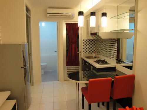 Desain interior apartemen type studio interior design for Design apartemen 2 kamar