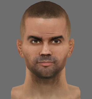 NBA 2K14 Tony Parker Next-Gen Face Mod