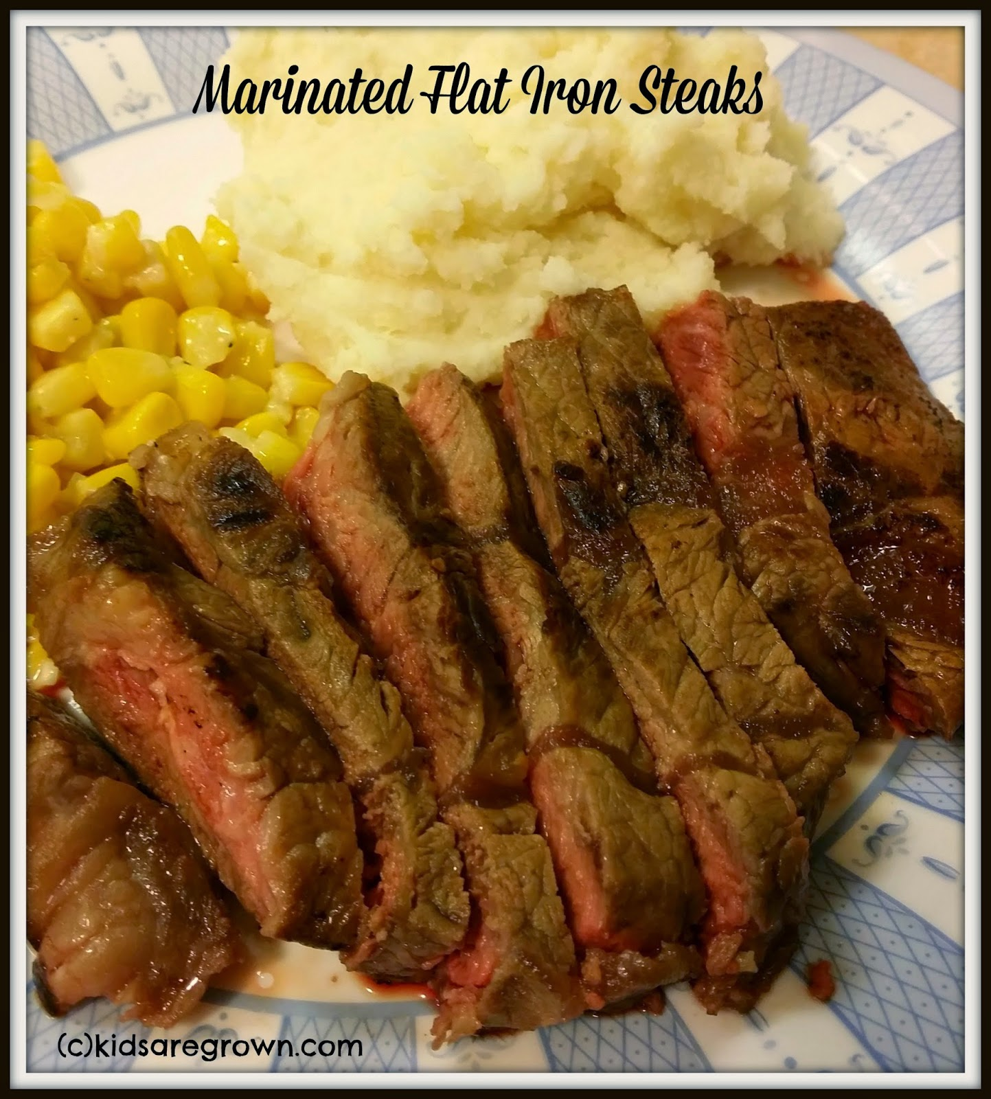 Marinated-Flat-Iron-Steaks