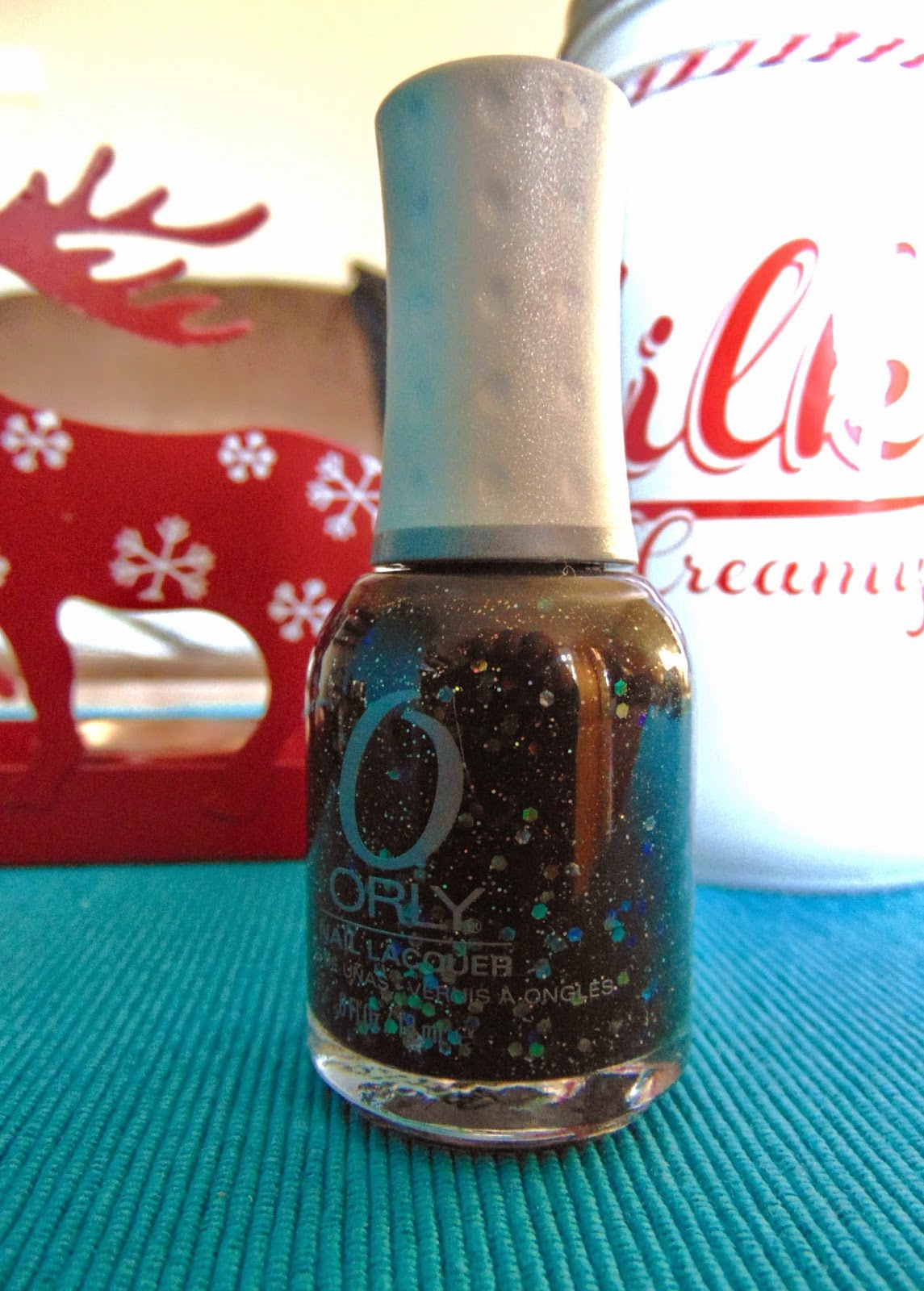 Orly Androgynie glitter polish top ten