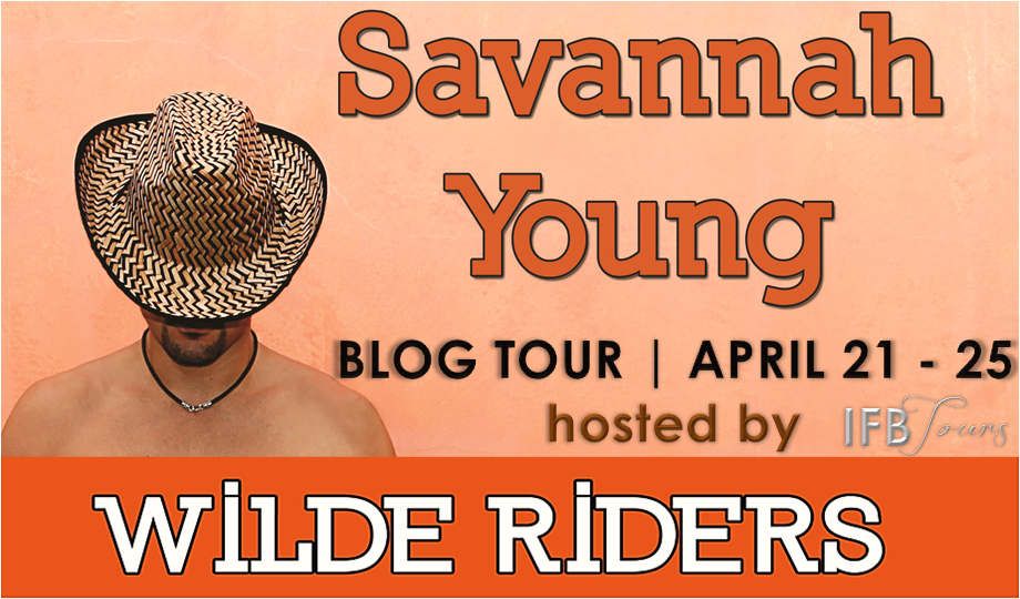 Wilde Riders Blog Tour Stops Here April 21st