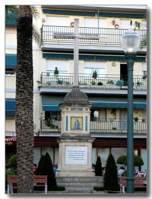Monumento a la Fraternidad.