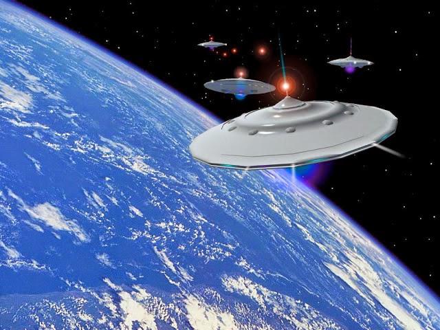 كوكب الأرض في أزمة والمخلوقات الفضائية تبدأ هجومها - مدونة الحماية