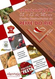 MOSTRA GASTRONÓMICA DO PEIXE DO RIO - ALANDROAL