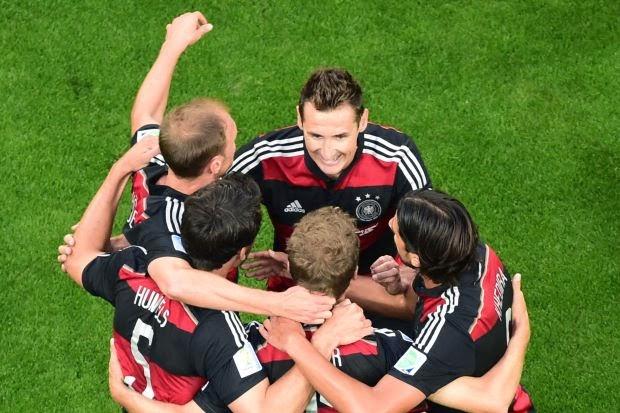Jerman Belasah Brazil 7 1 dan Mara Ke Final FIFA 2014